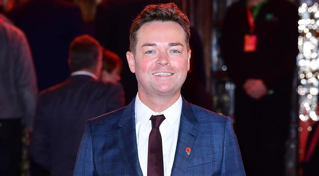 Stephen Mulhern tells of joy at working with both Ant and Dec again (Ian West/PA)