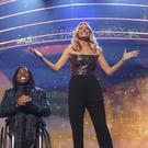 Co-hosts Ade Adepitan and Tess Daly (BBC/Kieron McCarron/PA)