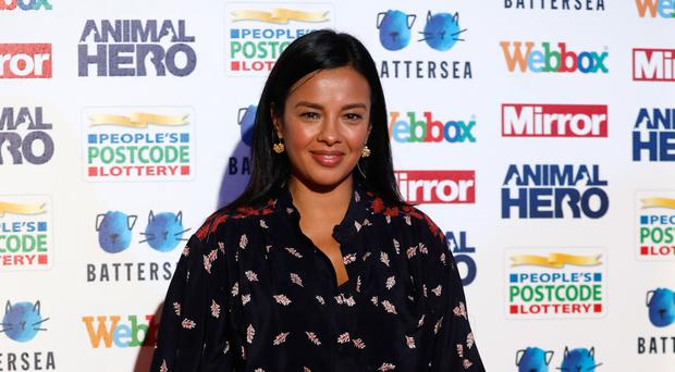 Liz Bonnin feels she may become completely vegetarian (David Parry/PA)