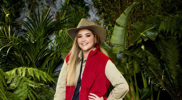 Jacqueline Jossa on I'm A Celebrity… Get Me Out Of Here! (ITV)