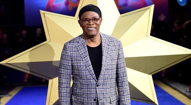 Apple has cancelled the world premiere of Samuel L Jackson's latest film (Ian West/PA Wire)
