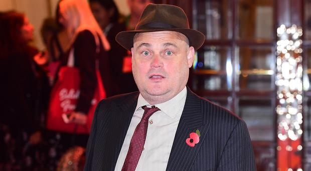 Al Murray has played the Pub Landlord for 25 years (Ian West/PA)