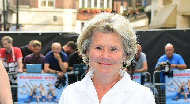 Imelda Staunton will reportedly replace Olivia Colman as the Queen in Netflix's regal drama The Crown (Ian West/PA)