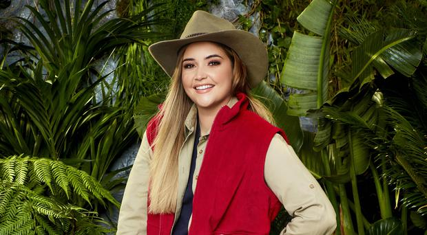 Jacqueline Jossa on I'm A Celebrity… Get Me Out Of Here! 2019 (ITV)