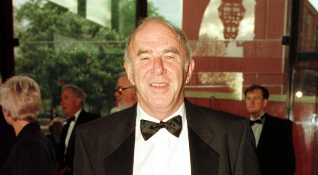 The late Clive James (Fiona Hanson/PA)