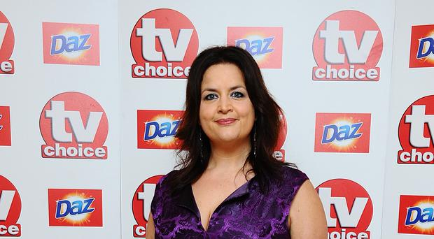 Ruth Jones has revealed how she kept the Gavin and Stacey reunion under wraps (Ian West/PA)