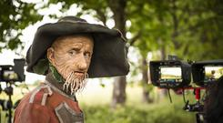 Mackenzie Crook pictured as Worzel Gummidge (Matt Burlem/PA)