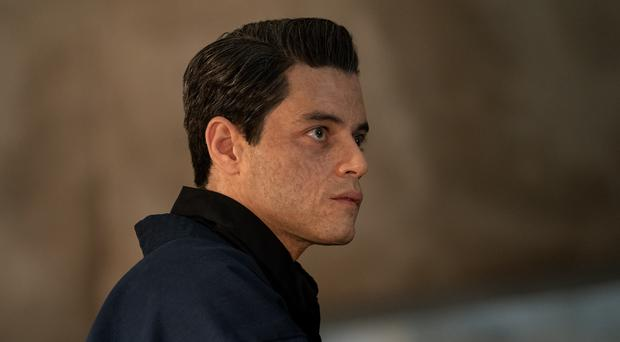 Rami Malek as Safin in No Time To Die (Danjaq/MGM/PA)Credit: Nicola Dove© 2019 DANJAQ, LLC AND MGM. ALL RIGHTS RESERVED.