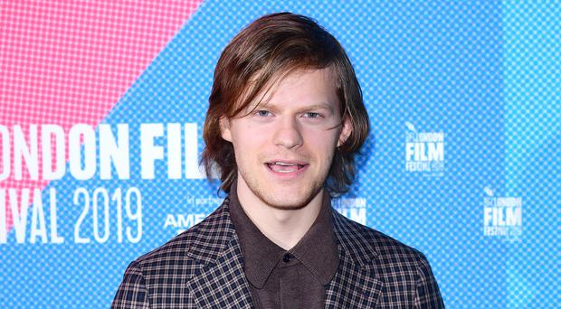 Lucas Hedges says he only cries in films (Ian West/PA)