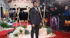 Kevin Hart attending the Jumanji: The Next Level UK premiere (Matt Crossick/PA)