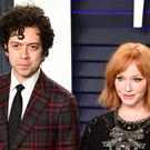 Mad Men star Christina Hendricks has filed for divorce from husband Geoffrey Arend after a decade of marriage (Ian West/PA)