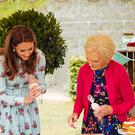 Kate reveals Mary Berry inspiration behind Prince Louis' first words (Matt Porteous/BBC)