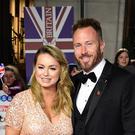 Ola Jordan and James Jordan (Ian West/PA)