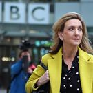 Victoria Derbyshire 'learned show was being axed from a newspaper report' (Yui Mok/PA)