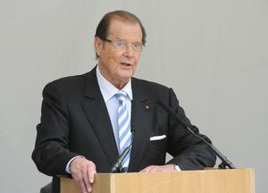 Roger Moore (Anthony Devlin/PA)