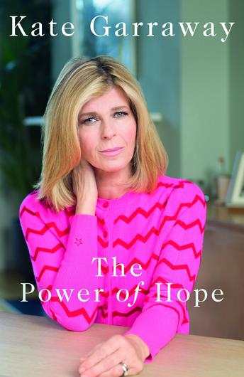 Garraway is publishing a book, called The Power Of Hope (Transworld Publishers/PA)