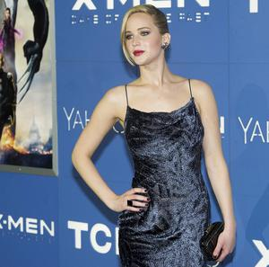 Jennifer Lawrence plays Mystique in X-Men: Days Of Future Past
