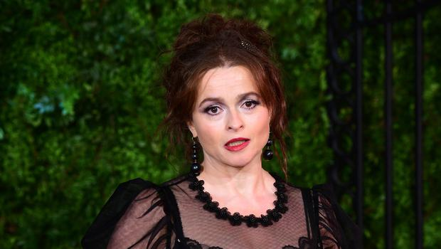 Helena Bonham Carter arriving for The Crown season three premiere (Ian West/PA)