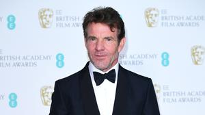 Dennis Quaid eloped with Laura Savoie on June 2 after they got engaged last October (Ian West/PA)