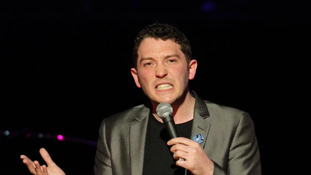 Jon Richardson's new series Ultimate Worrier sees the comic analyse his nagging thoughts.