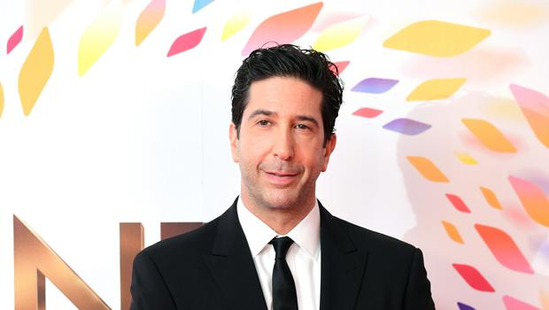 David Schwimmer (Ian West/PA)