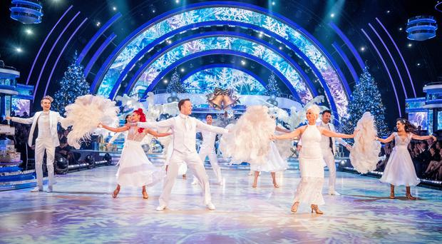 Strictly Come Dancing – Christmas Special (BBC/Guy Levy)