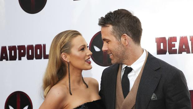 Ryan Reynolds arrived at a special screening of Deadpool 2 along with his wife, Blake Lively (Brent N Clarke/Invision/AP)