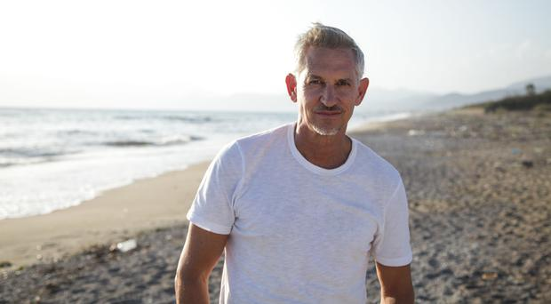Gary Lineker on emotional impact of learning granddad's WWII past for TV doc (Jack Coathupe/Wall To Wall/BBC)