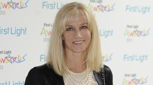 Joely Richardson has spoken of her dream of an acting career