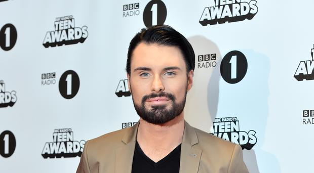 Rylan Clark-Neal will host Ready Steady Cook (Matt Crossick/PA)
