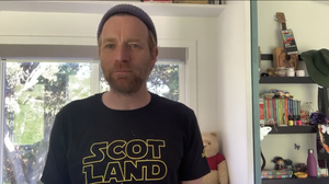 Ewan McGregor is supporting the children's charity (Chas/PA)