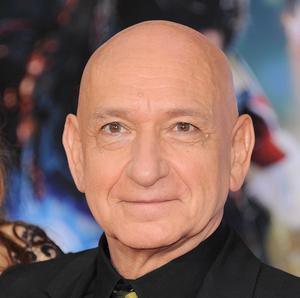 Sir Ben Kingsley has revealed he is working on a secret Marvel project