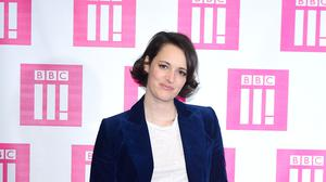 Phoebe Waller-Bridge is the creative force behind Fleabag and Killing Eve (Ian West/PA)