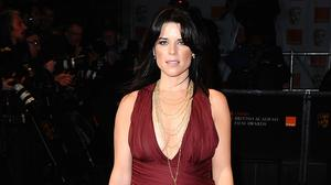 Neve Campbell (Ian West/PA)
