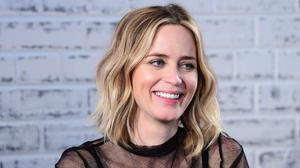 Emily Blunt has two young daughters with her husband John Krasinski