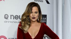 Khloe Kardashian revealed she decided to freeze her eggs after saying she may 'never date again' following her split from Tristan Thompson (PA)