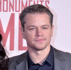 Matt Damon could be starring in space thriller The Martian