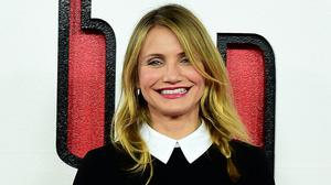 Cameron Diaz has revealed she used to buy her red carpet outfits from the high street (Ian West/PA)