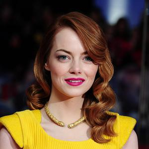 Emma Stone stars with Colin Firth in Woody Allen's Magic In The Moonlight