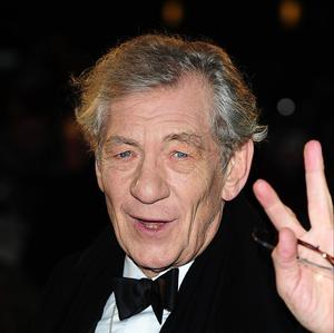 Sir Ian McKellen does not want to take any risks working with bees