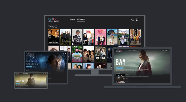 BritBox has launched (BritBox)
