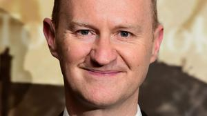 Mark Gatiss is part of the Dad's Army cast