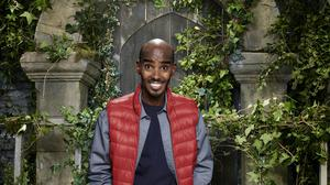 IMAGE MUST BE CREDITED TO ITV. Undated handout photo issued by ITV of Sir Mo Farah CBE who stars in the new series of I'm A Celebrity??? Get Me Out Of Here! Issue date: Sunday November 8, 2020. The new series, hosted by Ant and Dec, will take place at Gwrych Castle in Wales rather than the usual location in the Australian jungle due to coronavirus restrictions. See PA story SHOWBIZ Celebrity. Photo credit should read: ITV/PA Wire NOTE TO EDITORS: This handout photo may only be used in for editorial reporting purposes for the contemporaneous illustration of events, things or the people in the image or facts mentioned in the caption. Reuse of the picture may require further permission from the copyright holder.
