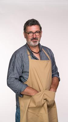 Marc is among the stars of this year's The Great British Bake Off (C4/Love Productions/Mark Bourdillon)