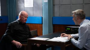 Phil Mitchell is dealing with abother legal issue in EastEnders (BBC/Kieron McCarron/Jack Barnes/PA)