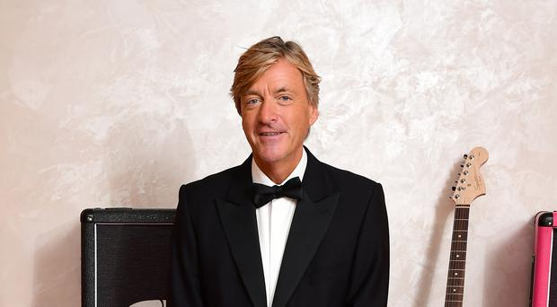 Veteran broadcaster Richard Madeley has become the first celebrity to star on the social-media inspired reality TV show The Circle (Ian West/PA)
