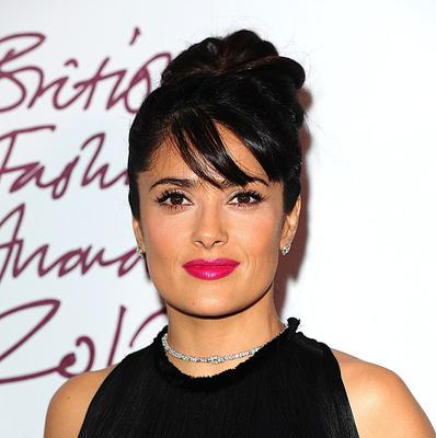 Salma Hayek will voice a character in Sausage Party