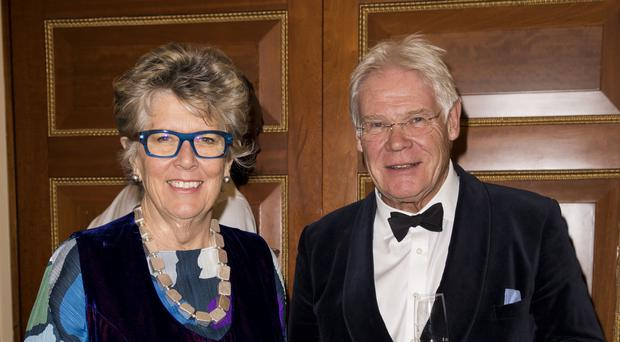 Prue Leith reveals plans to finally move into new home with husband (Tristan Fewings/PA)