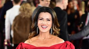 Susanna Reid has returned to Good Morning Britain after self-isolating for 14 days (Ian West/PA)