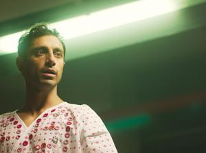 Riz Ahmed as Zed (Rob Youngson/Pulse Films/BBC/PA)